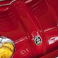 1936 Cord 810 Sportsman Grille Emblem by Jill Reger