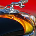 1936 Dodge Ram Hood Ornament 1 by Jill Reger