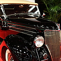 1936 Ford Deluxe Roadster - 5d19963 by Wingsdomain Art and Photography