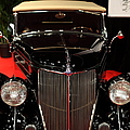 1936 Ford Deluxe Roadster - 5d19964 by Wingsdomain Art and Photography
