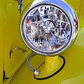 1936 Ford Pickup Headlamp by Mary Deal