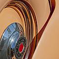 1936 Packard Spare Tire  by Jill Reger