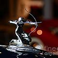 1936 Pierce Arrow Hood Ornament by Paul Ward