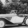 1937 Bmw Convertible by Underwood Archives