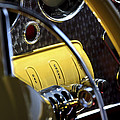1937 Cord 812 Phaeton Controls by Jill Reger