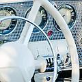 1937 Cord 812 Phaeton Dashboard Instruments by Jill Reger