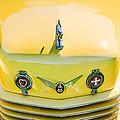 1937 Cord 812 Phaeton Grille Emblems by Jill Reger