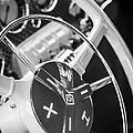 1937 Cord 812 Phaeton Grille Steering Wheel by Jill Reger