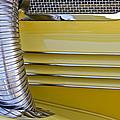 1937 Cord 812 Phaeton Hood Fender by Jill Reger