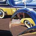 1937 Cord 812 Phaeton Reflected Into Packard by Jill Reger