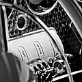 1937 Cord 812 Phaeton Steering Wheel by Jill Reger
