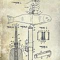 1937 Fishing Knife Patent by Jon Neidert