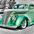 1937 Ford Coupe by Phil 'motography' Clark