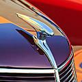 1937 Ford Hood Ornament 2 by Jill Reger