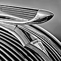 1937 Hudson Terraplane Sedan Hood Ornament 3 by Jill Reger