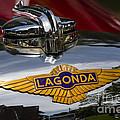 1937 Lagonda by Dennis Hedberg