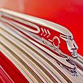 1937 Pontiac Chief Custom Hood Ornament by Jill Reger