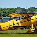 1937 Waco Vpf-7 by Matt Abrams