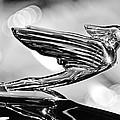 1938 Cadillacv-16 Hood Ornament by Jill Reger