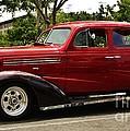 1938 Chevy 4 Door Sedan by Craig Wood