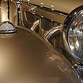1938 Mercedes 540k Sport Tourer by Kathleen  Vogel