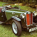 1938 Mg Ta Priced At Only 1550. In 1970.  by Robert Birkenes