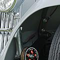 1939 Aston Martin 15-98 Abbey Coachworks Swb Sports Suspension Control by Jill Reger