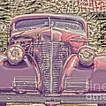 1939 Chevy Immenent Front Color by Lesa Fine