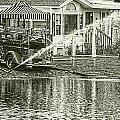 1939 Fire Truck by Melvin Busch