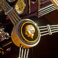 1939 Ford Standard Woody Steering Wheel by Jill Reger