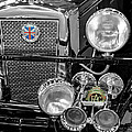 1939 Jaguar S100 Roadster Replica by John Straton