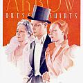 1940 - Arrow Shirts Hans Flato Advertisement - 1940 by John Madison