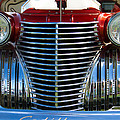 1940 Cadillac Coupe Front View by Eti Reid