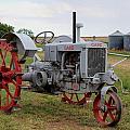 1940 Case Tractor by Trent Mallett