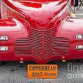 1940 Chevrolet Master Classic Car Automobile Front End Color  31 by M K Miller