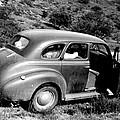 1940 Chevrolet Special Deluxe 4 Door by Larry Ward