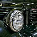 1940 Dodge Pickup Headlight Grill by Michael Gordon