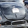 1940 Ford Classic Car Back Side And Trunk Photograph In Color 31 by M K Miller
