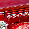 1940 Gmc Side Emblem by Jill Reger