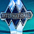 1940 International Emblem by Jill Reger
