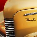 1940 Nash Sedan Grille by Jill Reger