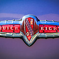 1941 Buick Eight Special Emblem by Jill Reger