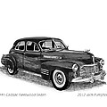 1941 Cadillac Fleetwood Sedan by Jack Pumphrey