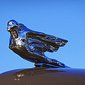 1941 Cadillac Series 62 Coupe Hood Ornament by Gordon Dean II