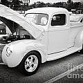 1941 Ford Pickup Truck Classic Automobile In Sepia  3079.01 by M K Miller