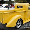1941 Ford Pickup Truck Side View  Classic Automobile In Color 30 by M K  Miller