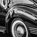1941 Packard 110 Deluxe -1092bw by Jill Reger