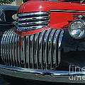1942 Chevrolet Pickup Truck Grill   # by Rob Luzier