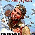 1944 - United States War Bonds And Stamps Poster - Wolrd War II - Color by John Madison