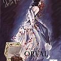 1946 Advertisement Molinard Orval Perfume by MN Digital